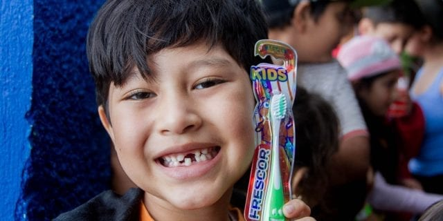 Costa Rica Dental Clinic Provides Free Dental Care to Children in Need