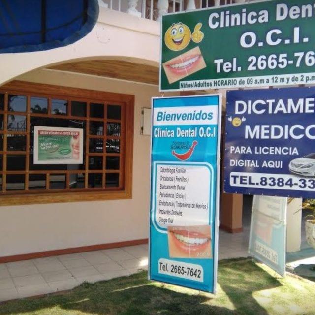 Dental Clinic O.C.I. – Liberia