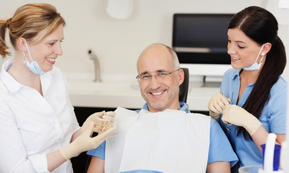 Dental Implants in Patients with Osteoporosis